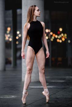 Photograph Winter Dance by Dean Barucija. ✯ Ballet beautie, sur les pointes ! ✯