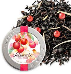 Lupicia Sakuranbo black tea