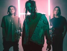 Chase Atlantic Show How To Trigger A Wave With New Single