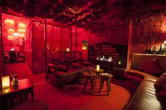 New Gold Mountain - Melbourne: nightlife Gothic Mansion, Modern Mansion, Aesthetic Rooms, Red Aesthetic, Mansion Interior, Interior And Exterior, Jazz Bar, Gothic Bedroom, Victoria