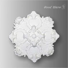 Decorative ceiling plate for chandelier | ceiling medallions by GoodWare