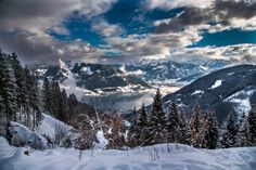 Zell am See <3