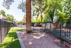 Our Run is perfect for your pups to let loose and get some energy out. Get Some, Second Floor, Be Perfect, Sidewalk, Floor Plans, Tours, Let It Be, Dog, Diy Dog