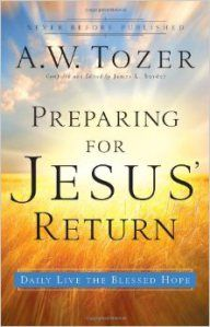 "Read ""Preparing for Jesus' Return Daily Live the Blessed Hope"" by A. Tozer available from Rakuten Kobo. Just as in our day, people under the teaching ministry of A. Tozer wondered about the end times. How should we read th. I Love Books, Books To Read, My Books, This Book, A W Tozer, Jesus Return, Safe Journey, Learn Hebrew, Christian Quotes"