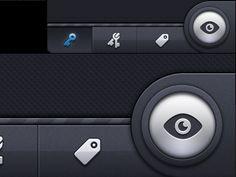 Retina - Toolbar