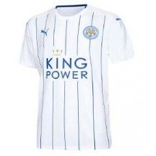 Leicester City 16 17 third white soccer jersey-fans version. FightOrWrite ·  Football · Camiseta Italia Segunda 2016-17 Playeras De Futbol ... 278bc3270