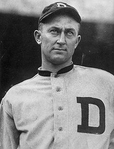 Ty Cobb | Detroit Tigers | Center Field | 1936 #baseballbaseballbaseball