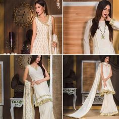 The magnificence, regalia of 'Muslin Memoirs'-- a formal collection in alluring muslins and hand crafts like gota, tie-die, block print and crush -- will surely whisk you to an era when elegance ruled. Splendid choice for Ramzan and festive Eid events. #Islamabad #Exbition L'atelier #style #Eid #trendy #trends #shopping #shop #happy #girl #model #beautiful #fashion #Karachi #Pakistan #Instamood #instalike #instacool #instagram #iger #igers #stylish #trendsetters #picoftheday #potd #ootd