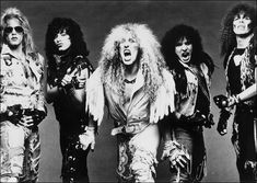 ... songs by twisted sister an 80s hair band remain in the repertory of