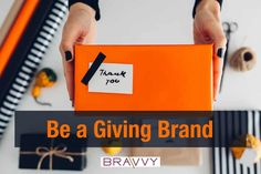 As a consumer, choosing from a group of similar businesses means looking at a variety of factors including timing, price, convenience, and reputation. What if your business had a reputation of giving and service? #branding #brandreputation