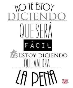 si lo intentas valdrá la pena #Frases #Motivación #impactalatianamerica
