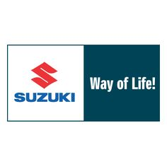 Suzuki - Way of life. Suzuki is a multinational corporation that specializes in manufacturing compact automobiles and vehicles, motorcycles, ATVs, outboard marine engines and wheelchairs. Grand Vitara, Suzuki Swift, Suzuki News, Advert Design, Suzuki Wagon R, Cheap Used Cars, Tokyo Night, Life Logo, Cars Uk