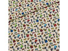 Bavlněné plátno dětské 203000/D0666 barevná autíčka na smetanové, š.140cm (látka v metráži) | TextilCentrum.cz Quilts, Blanket, Rugs, Home Decor, Scrappy Quilts, Farmhouse Rugs, Homemade Home Decor, Comforters, Quilt Sets