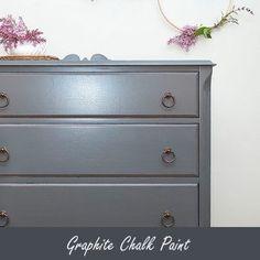 Graphite Chalk Paint 500ml