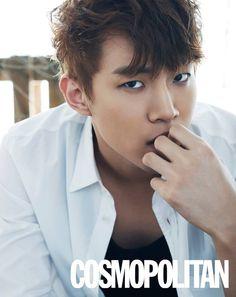 2PM Poses for Cosmopolitan Magazine | Koogle TV