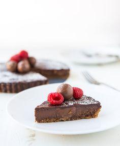 Chocolate Truffle Tart