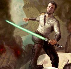 Master Jedi Kyle Katarn