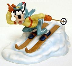 "The Art of Skiing - Goofy - All Downhill from Here"" Numbered Limited Edition 1,000	$225"