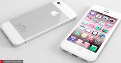Mock-ups of the new iPhone 5 App Development Software, Iphone App Development, Wall Street Journal, Apple Iphone 5, Best Iphone, Iphone 5s Gold, Iphone 5c, Nouvel Iphone, Ios Developer