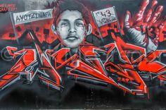 NEVER FORGET - Composition Friday #PhotoOfTheDay #SMYNYC #Brooklyn #NewYork #MorganWalls #Bushwick #instagraffiti #graffitinyc #graffiti #streetart #streetphotography #newyorkcity #NYC #mural #Steiner #TheYok #ArtsInAction #ArtsInActionBushwick #NYCstGallery #avisualbliss #brooklynstreetart #nycgraffiti #nycstreetart #ayotzinapa #skape #skape289   © Erik McGregor - erikrivas@hotmail.com - 917-225-8963