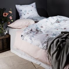 Pussilakanasetti Olivie 44,95 #pussilakanasetti #makuuhuone #hemtex Bed Sets, Bedding Sets, Home, House, Bed Linens, Homes, Comforter Sets, Houses