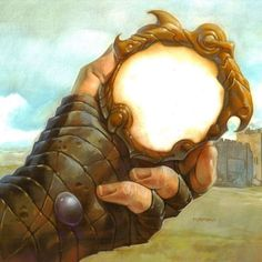 Urza's filter (MtG) by Dave Dorman