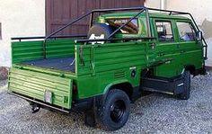 VWVortex.com - Jagdwagen Syncro Pickup Camper, Vw Camper, Volkswagen Bus, Vw T1, Combi Ww, Vw Syncro, Transporter T3, Toyota Hiace, Small Trucks