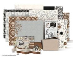 The 12x12 Divine Power® Palette System is a coordinating collection of decorative supplies, such as scrapbooking papers, stickers, titles and paper embellishments that gives you the power to complete scrapbook albums easily! Purchase the entire system and save money. Components also available individually and in sets.  #scrapbooking