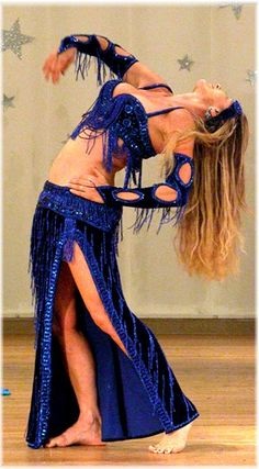 Belly Dance -love this costume
