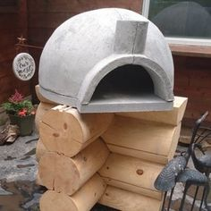 Build A Pizza Oven, Pizza Oven Kits, Pizza Oven Outdoor, Wood Fired Oven, Wood Fired Pizza, Wood Oven, Build A Smoker, Diy Smoker, Oven Diy