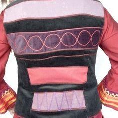 Bordó-lila színű mellény (bkrisztina) - Meska.hu Throw Pillows, Toss Pillows, Cushions, Decorative Pillows, Decor Pillows, Scatter Cushions