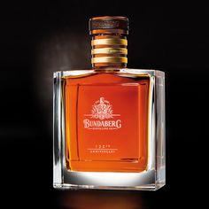 Linea Bundaberg Rum. 125th anniversary bottle
