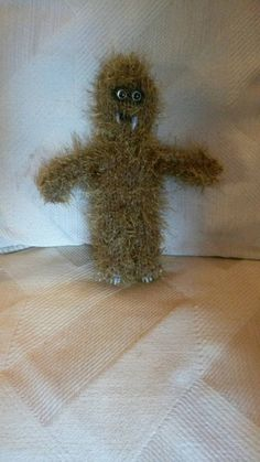Hey, I found this really awesome Etsy listing at https://www.etsy.com/listing/208609911/plush-wooly-booger-sasquatchbigfoot-with