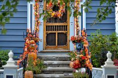 fall+decorating+ideas | Fall Decor Ideas To Use Around The Home | Design Trends Blog