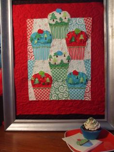"""Party Favors--uses precut 5"""" squares and no templates--easy!!!"""