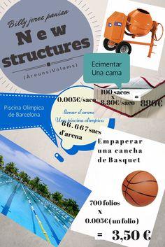 New Structures. Biel Jerez Paniza