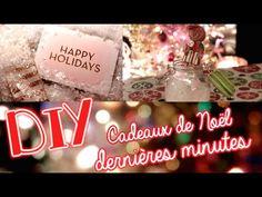 ❄DIY Cadeaux de NOËL!!! {Que les gens veulent VRAIMENT}❄ - YouTube