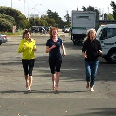 Their are Three Great Reasons for #Barefoot Running see them  @ http://barefootbrucy.blogspot.com/2013/08/why-go-barefoot-running-main-debate.html Fm #BarefootBrucy