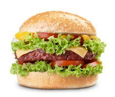carbs in wendys single hamburger