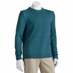 Croft and Barrow Crewneck Sweater - Men $18.00