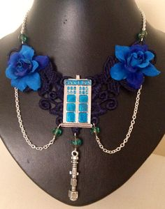 Hey, I found this really awesome Etsy listing at https://www.etsy.com/listing/200709749/dr-who-sonic-screwdriver-and-tardis-lace