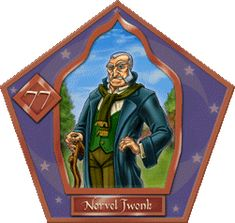 Norvel Twonk--1888 - 1957 Died saving a Muggle child from a runaway manticore.