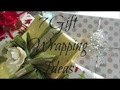 7 Gift Wrapping Ideas  with My MIL | Gift Wrap Organization and Favorites