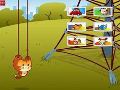 Parque tic para niños de 3 años - Material de Aprendizaje