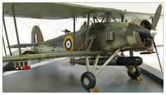 Fairey Swordfish Mk.I Tamiya 1:48