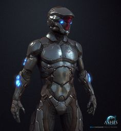 Lyaksandr East Side Medium Armor by Lyaksandr added Apr › Characters Tools: Zbrush / modo, photoshop Character Concept, Character Art, Character Design, Suit Of Armor, Body Armor, Star Citizen, Armor Concept, Concept Art, Cyberpunk