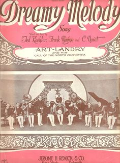 1922-dreamy-melody-music-sheet-antique