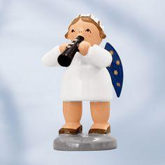 KWO Engel mit Flöte #75635