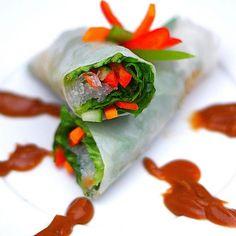 Vegie Fresh Spring Rolls - Giò Cuốn Chay(2)