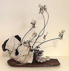 051316_5 Ikebana Flower Arrangement, Floral Arrangements, Corporate Flowers, Flower Food, Art Floral, Floral Designs, Dried Flowers, Garden Ideas, Diy And Crafts
